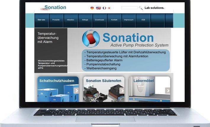 Sonation GmbH